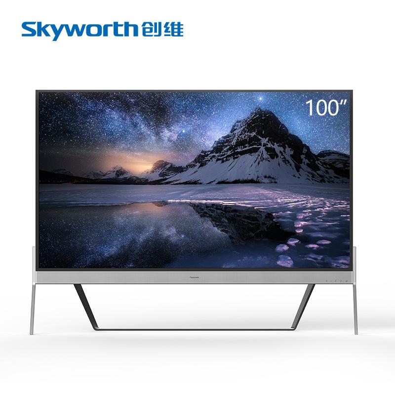 Skyworth 100g9 cm 4K thôngSkyworth 100g9 cm 4K thông minh mạng lưới LCD màn hình phẳng Villa màn hìn