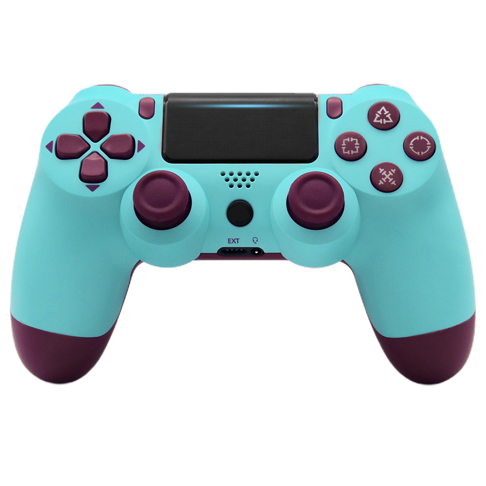 New ps4 handle wireless bluetooth game handle 4th generation 2nd generation with lamp European versi