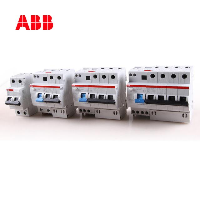 ABB circuit breaker GSH200 series 32A leakage protection switch 2P bipolar GSH202 AC-C32 0.03