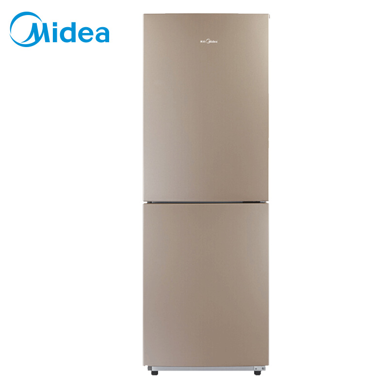 Midea BCD-190CM(E) 190 liters two-door refrigerator two-door household small refrigerator refrigerat