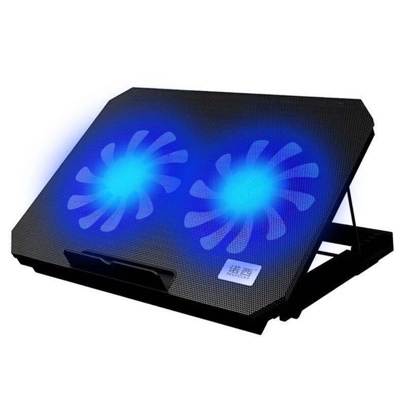 NUOXI N99 notebook cooler 14 inch 15.6-inch computer base bracket Xiaoxin big fan cooling spot