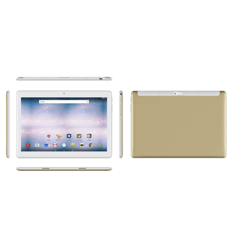 CITU Tablet PC Octa-core 4G full Netcom dual-band 5Gwifi 2.5D arc tempered screen