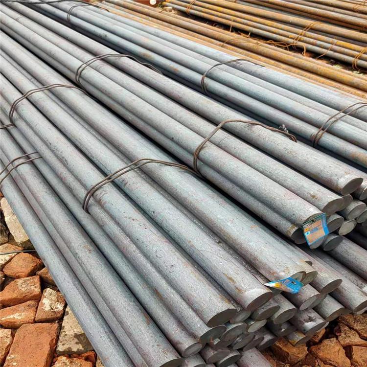 Stock 45# round steel, general round Q235B carbon round round bar, construction round steel