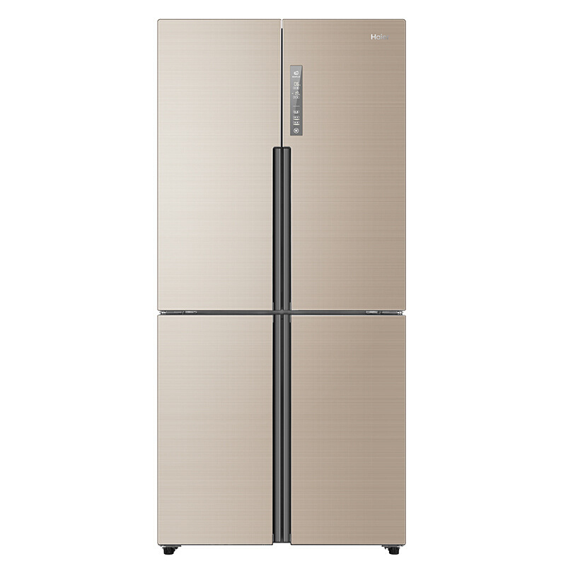 Haier inverter air-cooled frost-free smart cross-door refrigerator dry and wet storage sterilization