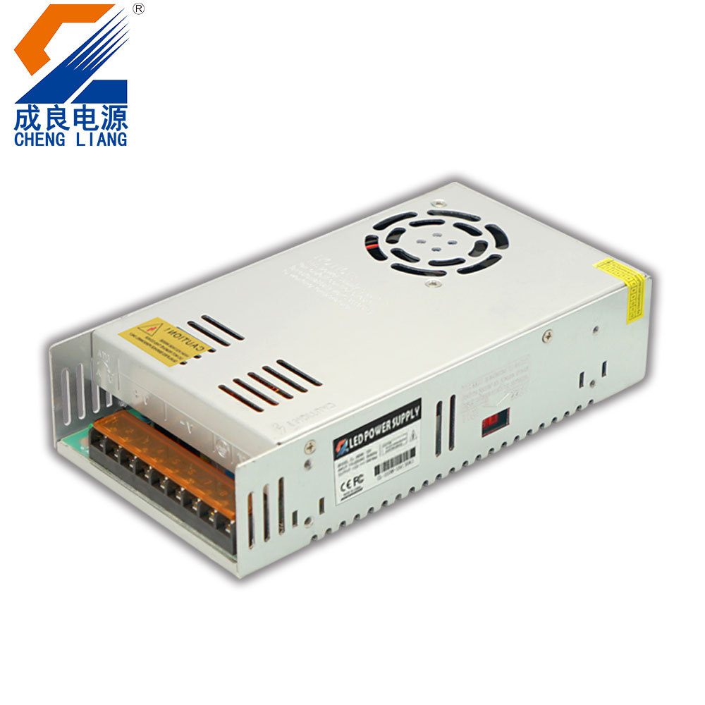 CHENGLIANG CE certification 3D printer power supply 24V15A360W switching power supply industrial con