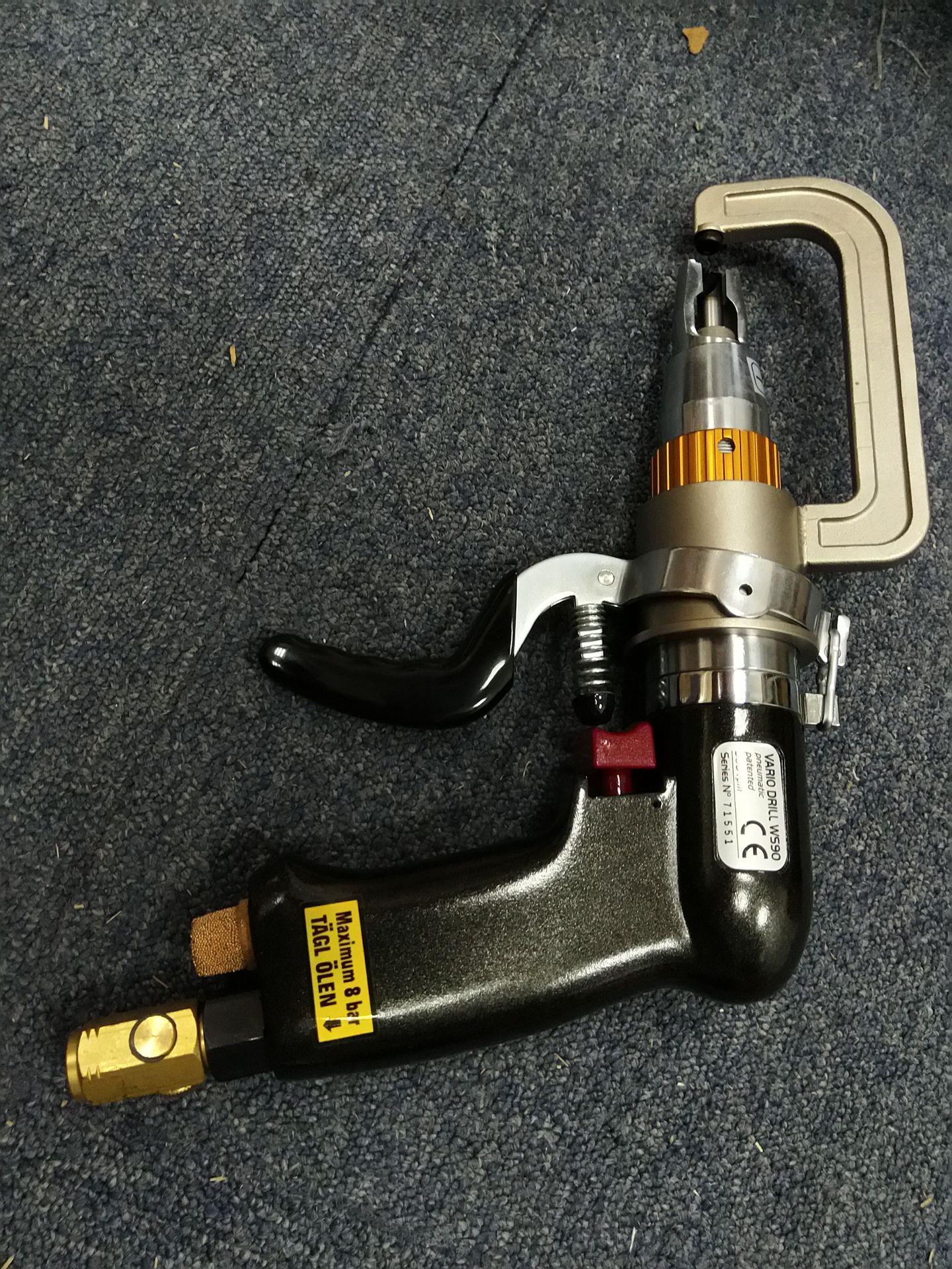 Công cụ bảo trì xe của Đức W+Máy lưu động 104070... chốt kiểm soát nhắc:
