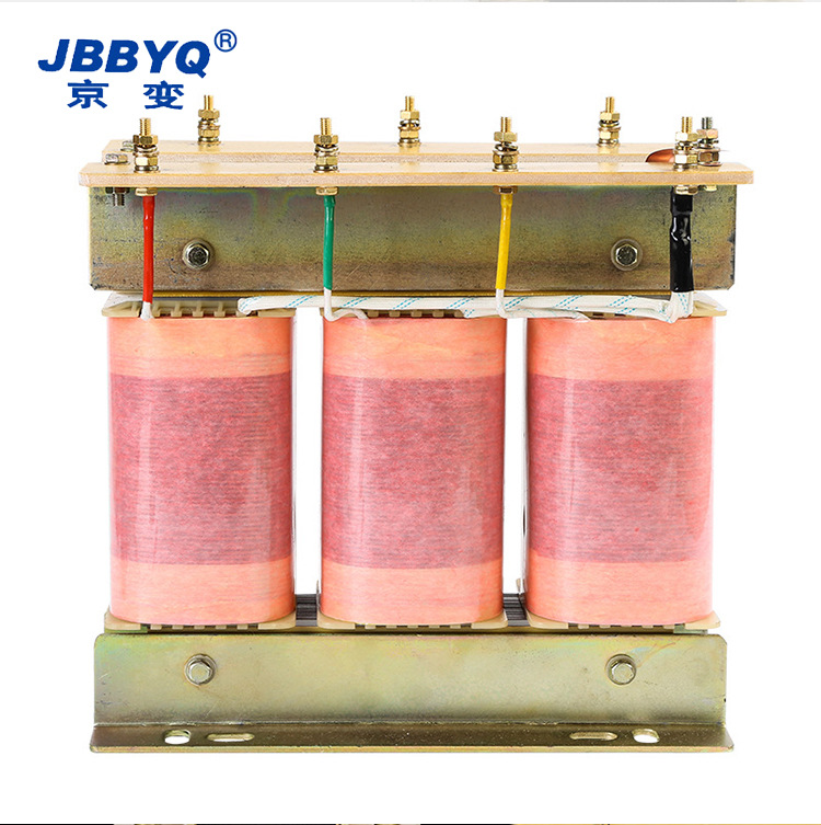 JINGBIAN QZB three-phase dry type autotransformer 75KW auto starter transformer power transformer On