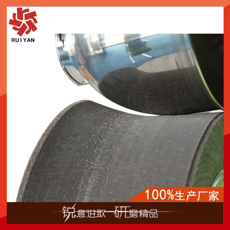 Thợ chế tạo bánh xe vạn tuế sản xuất cho lớp vỏ bọc bằng thép không rỉ