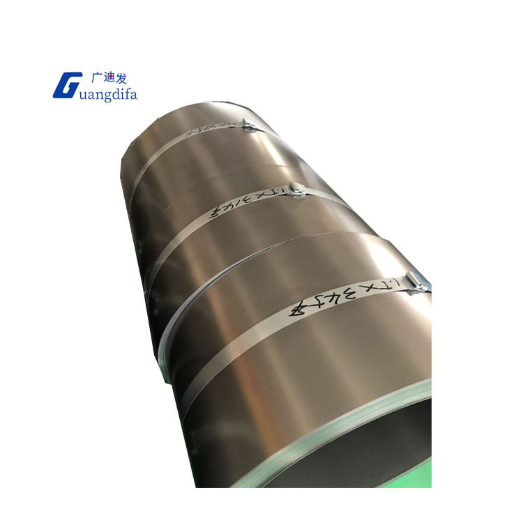 Cold rolled plate Cold plate Double light double processing custom mirror film cutting