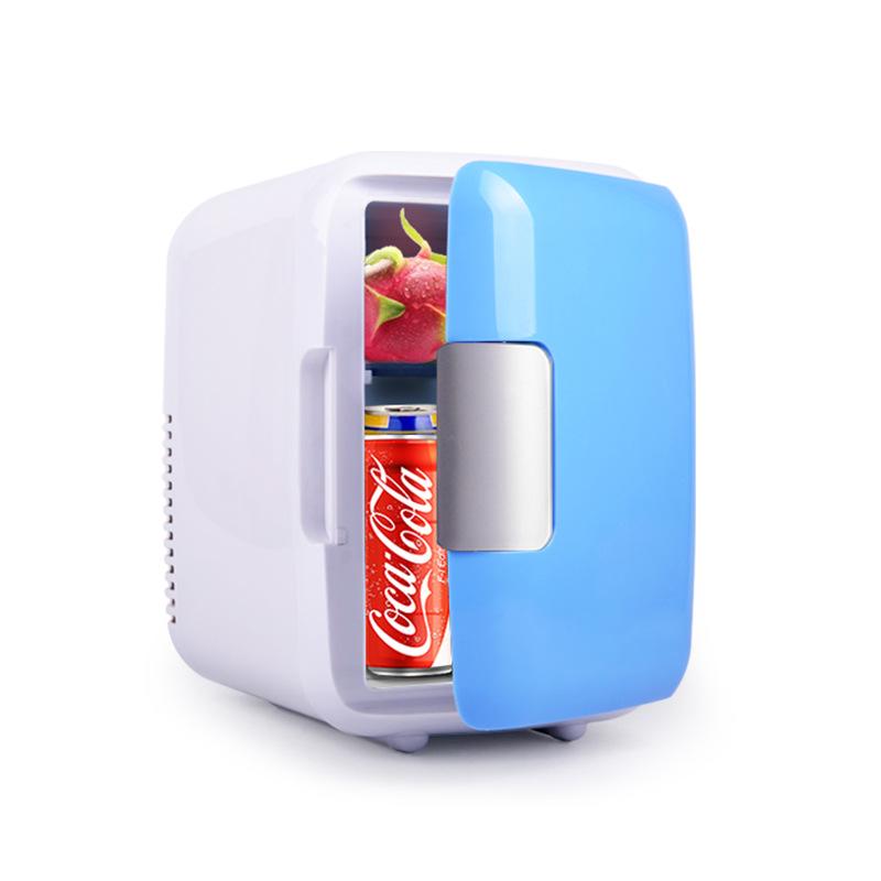 BAOLICHUANG tủ lạnh xe hơi Nhà máy trực tiếp bán nóng lạnh 2 bán dẫn mini tủ lạnh quà tặng tủ lạnh m