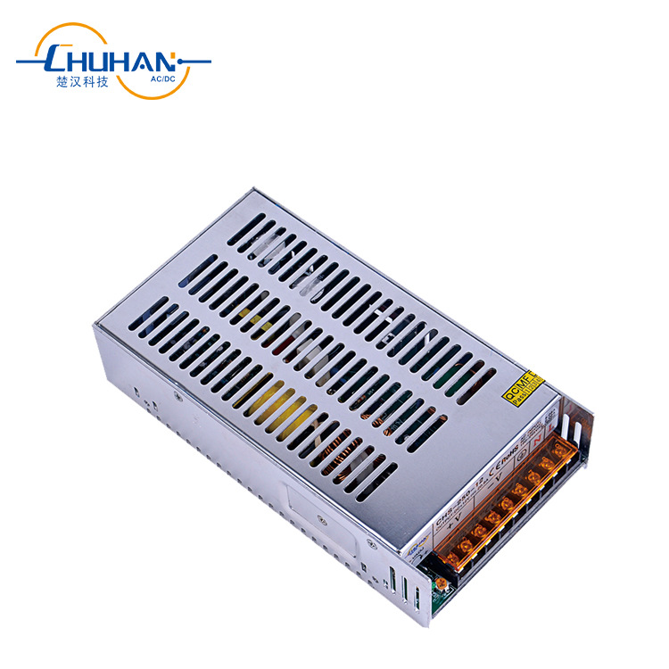 CHUHAN Switching power supply CHS-250-24 250W24V mechanical industry automation switching power supp