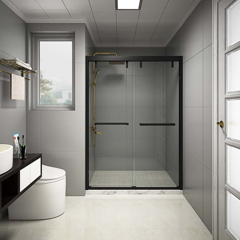 KAIPUNUO Capno ZT19(B)/ZT19(W) stainless steel shower room supports non-standard customized various