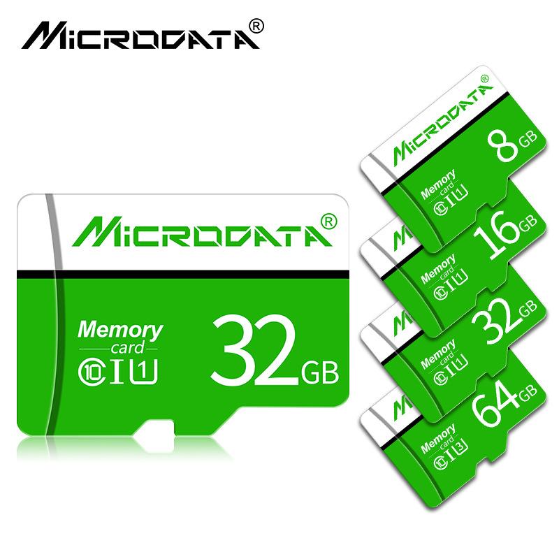 MicroDrive Pioneer MicroData mobile phone memory card 64G memory card 16GTF card 32G driving recorde