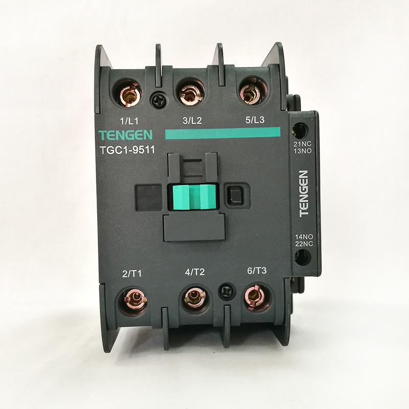 TENGEN Tianzheng Electric AC contactor factory direct sales 3C certification screw compression