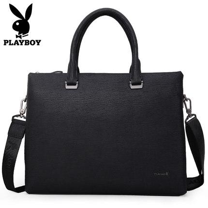 Túi xách đeo chéo kiểu dáng thanh lịch cho nam kinh doanh .