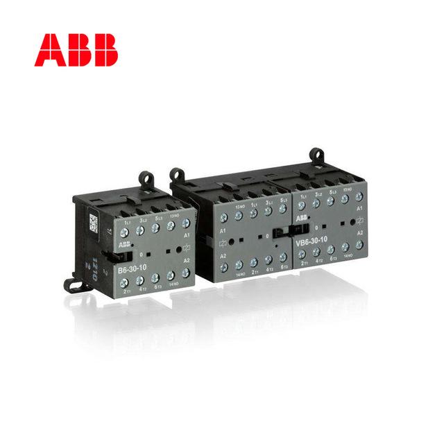 ABB contactor B series 12A3P three pole BC7-30-01*24V DC