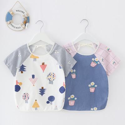 Áo khoác Váy dạ hội cho bé gái mùa xuân và mùa thu tay áo dài bé tinh khiết cotton không thấm nước b