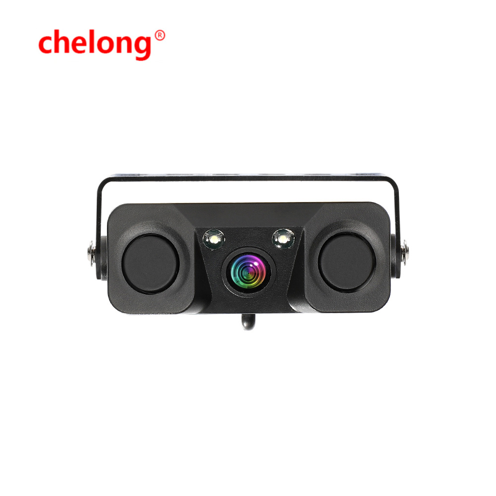CHELONG Radar cảm biến lùi xe Radar đảo ngược camera ba trong một PZ451