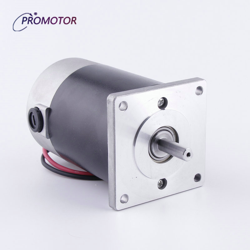 82zyt DC brush motor DC motor manufacturer export quality replaceable carbon brush bumper motor