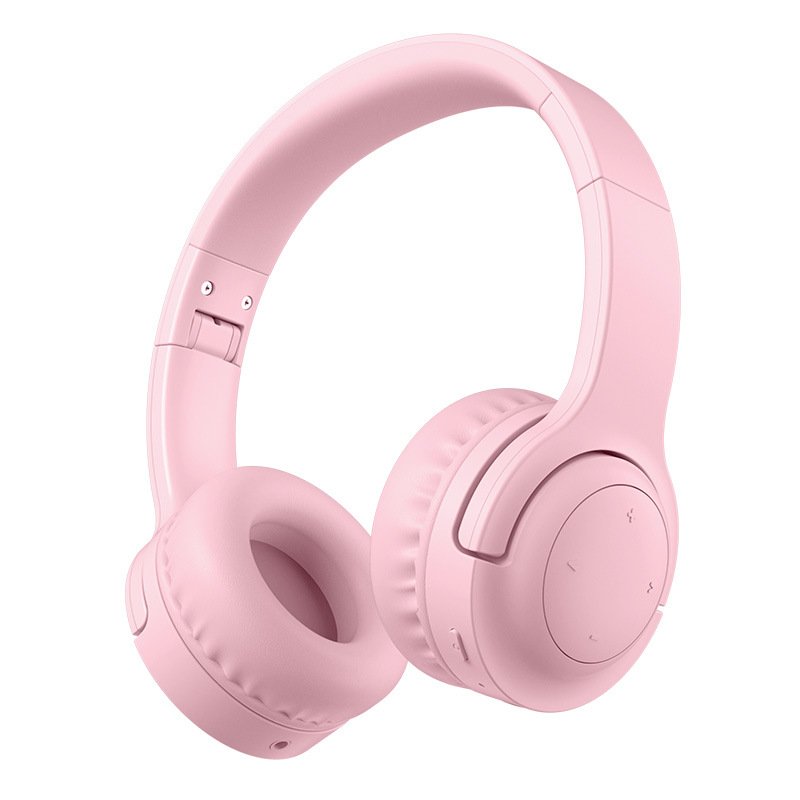 Picun E3 children's wireless bluetooth headset headset environmentally friendly materials 85DB stud
