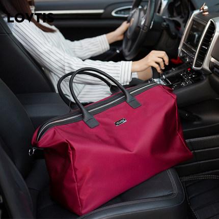Oxford Túi xách du lịch  Túi vải du lịch Oxford nữ xách tay hành lý ngắn khoảng cách túi nam khô và
