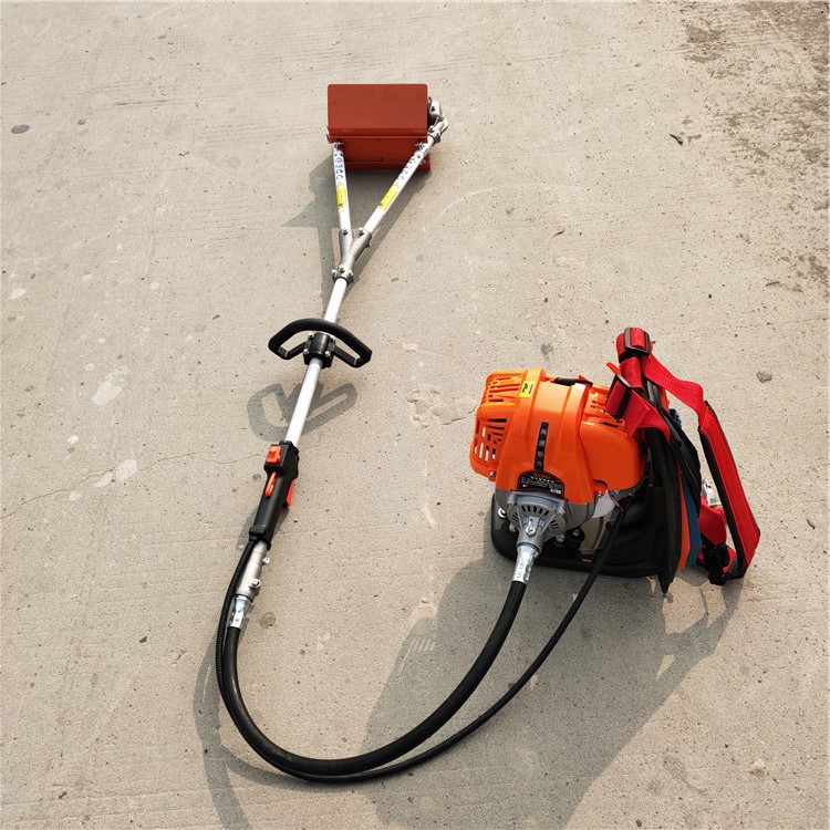 Hoạt động máy cắt cỏ nhỏ video hiệu suất cao máy cắt cỏ nông nghiệp 4,020,000.00