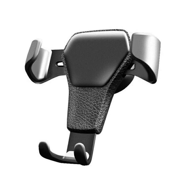 New car phone holder, multi-function car air outlet, phone holder, creative gravity holder clip