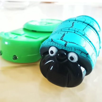 Bộ đồ chơi rút gỗ   Điều khiển từ xa sâu bướm đồ chơi lừa côn trùng câu chuyện đồ chơi mô phỏng độn