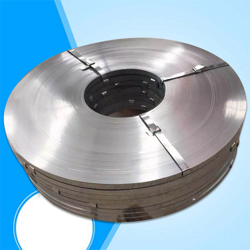 Available from stock armored cable strip steel 0.2*25mm galvanized cable steel strip with complete s
