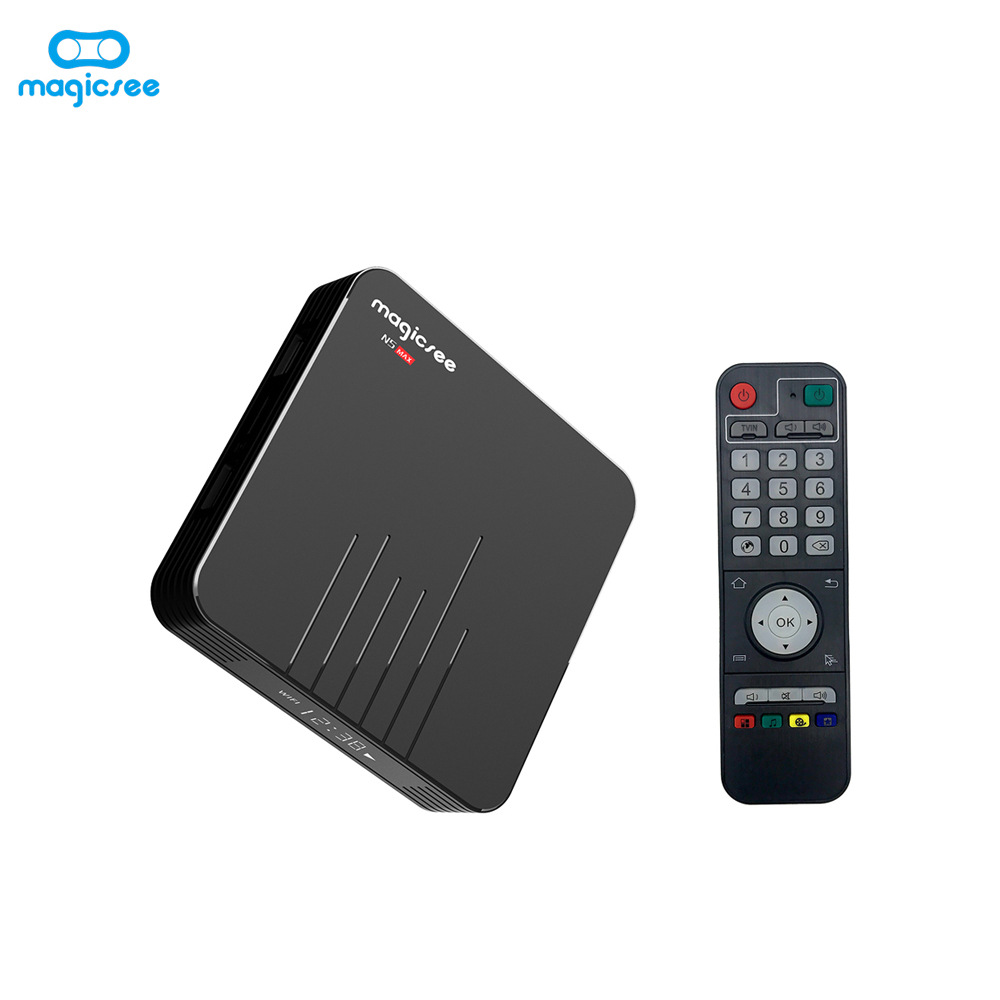 HD TV box S905X3 Android 9.0 network player set-top box TV BOX