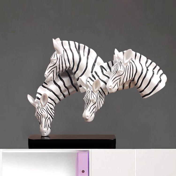 tân tiến đơn giản và sáng tạo đồ trang trí đồ trang trí phòng khách văn phòng truyền hình mềm mại
