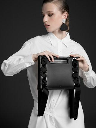 injoylife  Túi xách nữ thời trang  2019 thời trang mới túi nữ thiết kế thích hợp túi xách túi đeo va