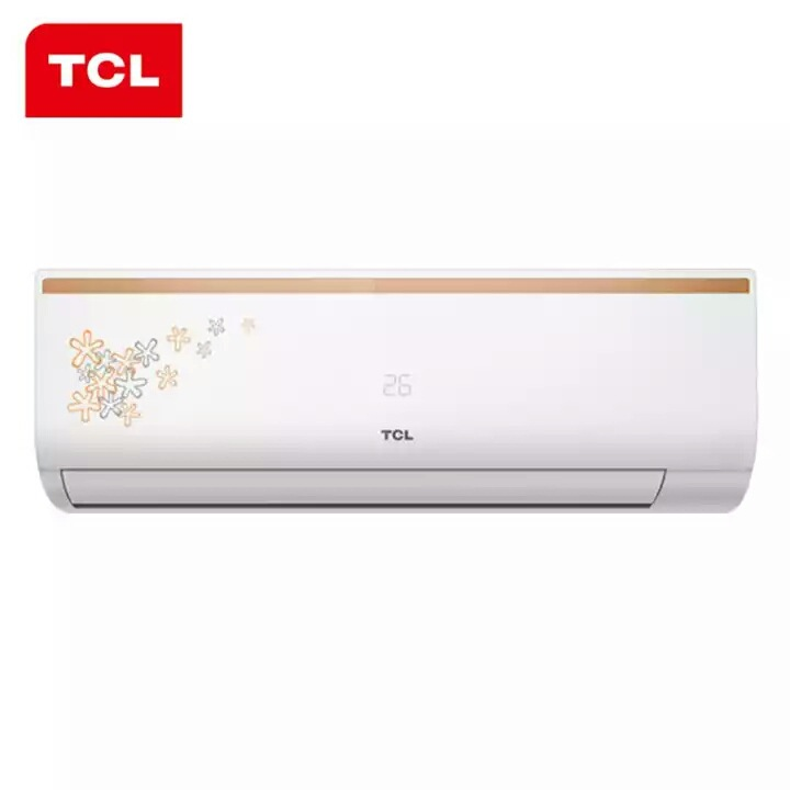 TCL air conditioner KF-26GWFC23+ large one-horse single cold fast refrigeration wall-mounted