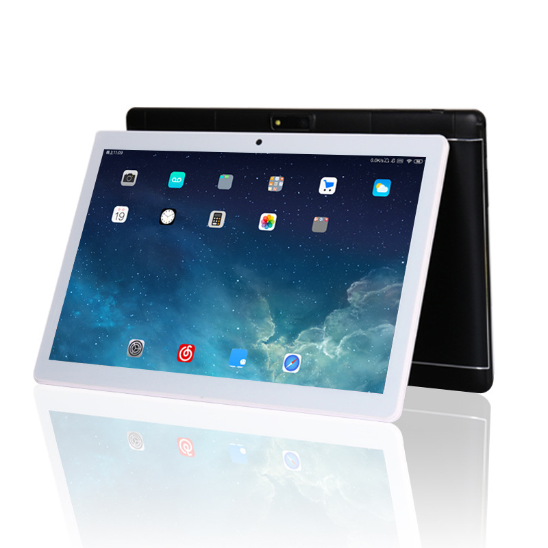WEIDU 10-inch tablet 4G call learning tablet Android 9 tablet online teaching in primary and seconda
