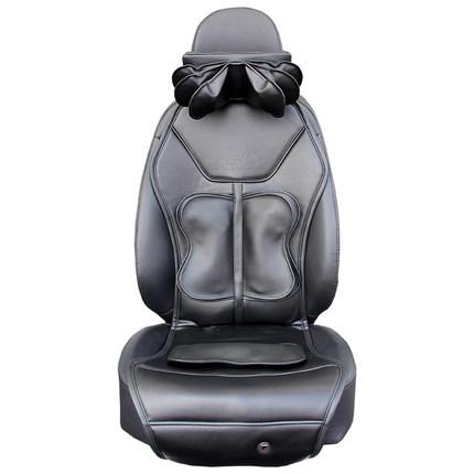 Bangtianle Đệm giữ ấm  ô tô đệm ghế mát xa ô tô có sưởi điện xe tải lớn lái xe túi khí đệm đệm mát x