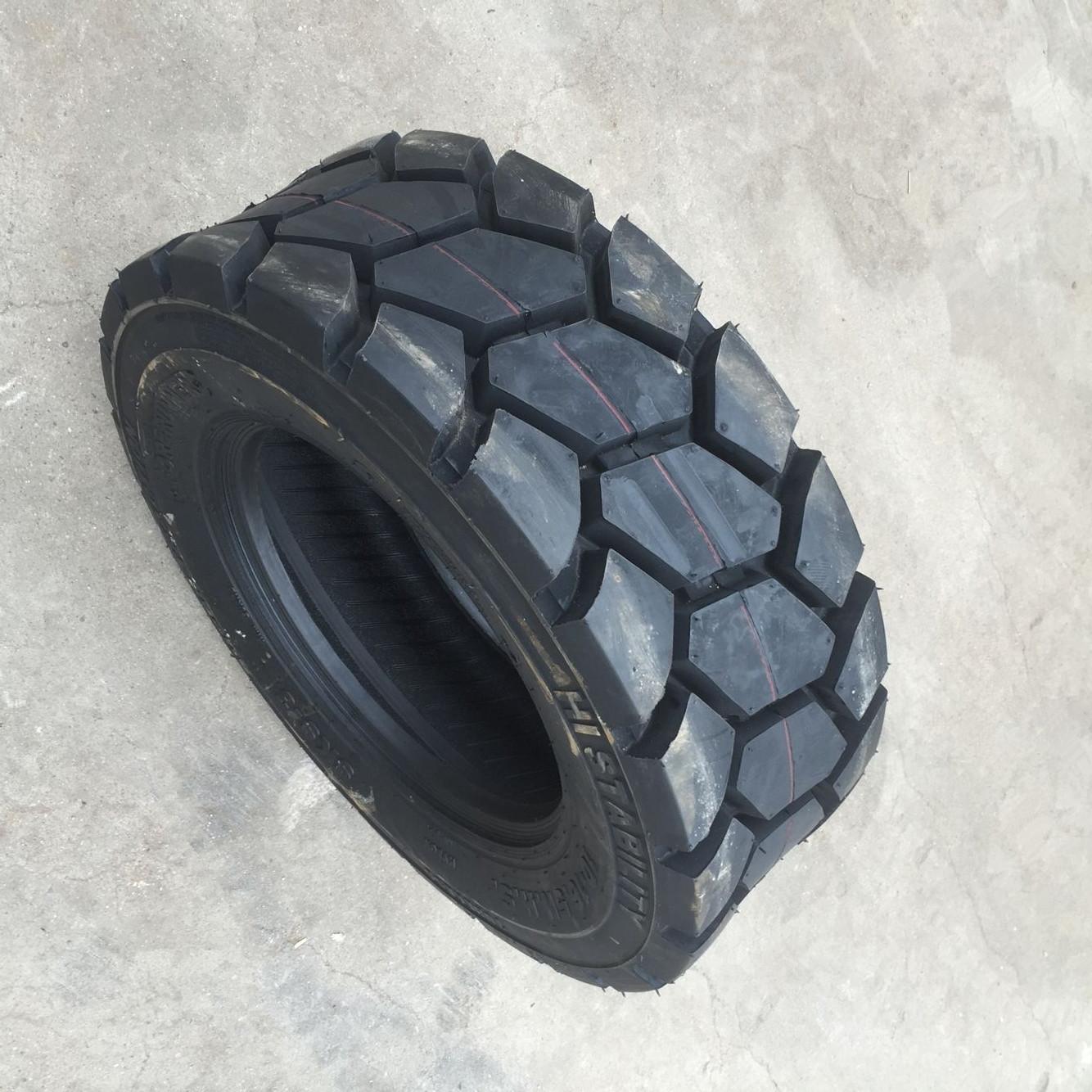 JINBAO Skid steer loader tires wear-resistant 10-16.5 vacuum tires