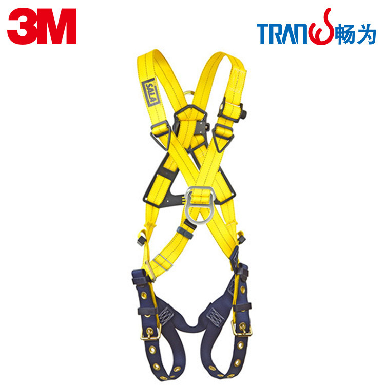 3M Capitel 1102950 cross-climbing gear for construction site with fall protection device safety belt