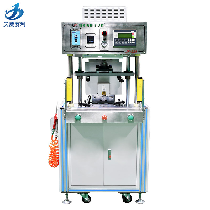 TWSL Small desktop low pressure injection molding machine Desktop low pressure injection molding mac