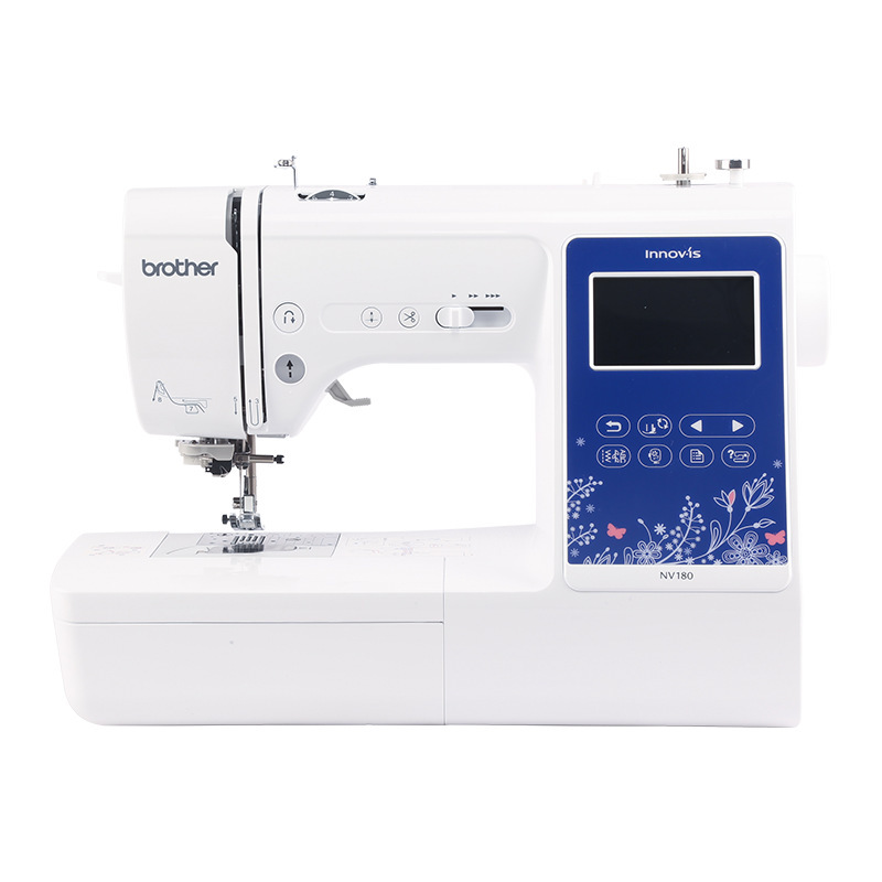Brother sewing machine nv180 sewing and embroidery machine