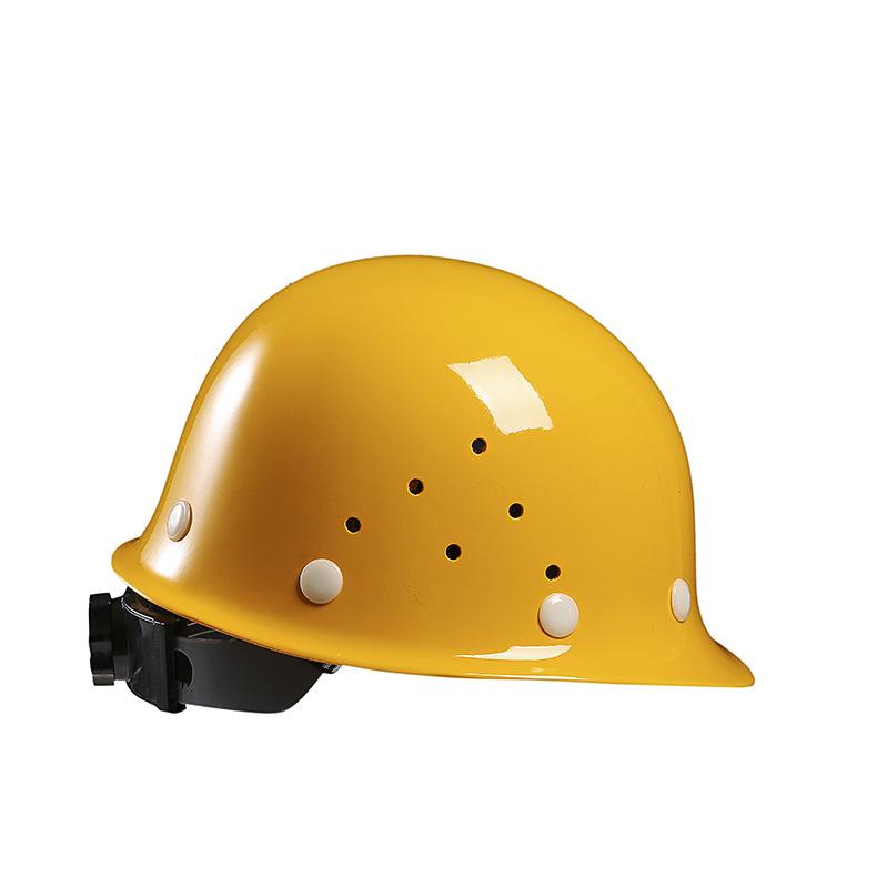 KAIYUAN Hengshui Kaiyuan National Standard Glass Safety Helmet Labor Protection Protective Hat Anti-