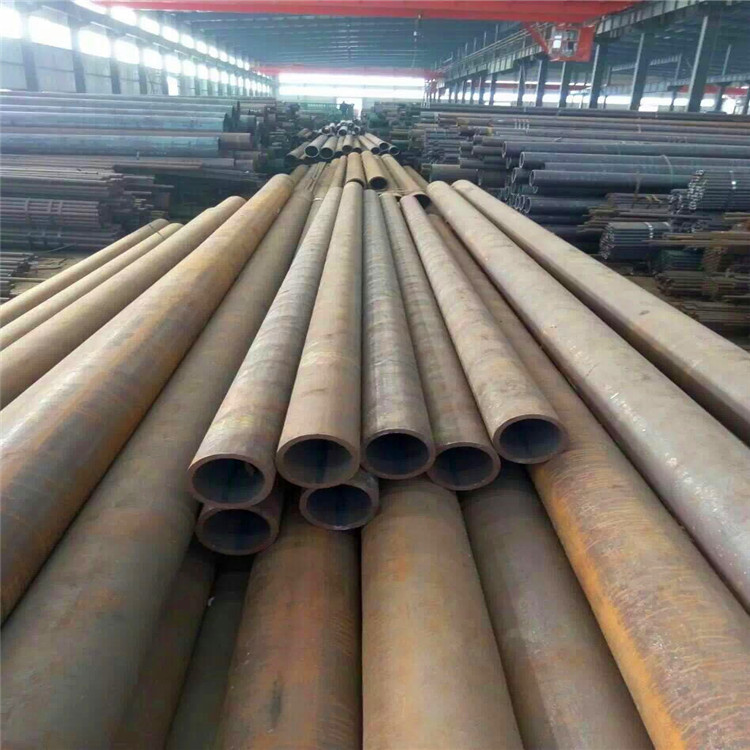 Q345B seamless steel pipe 10000 tons in stock can also be customized non-standard Q345B seamless pip