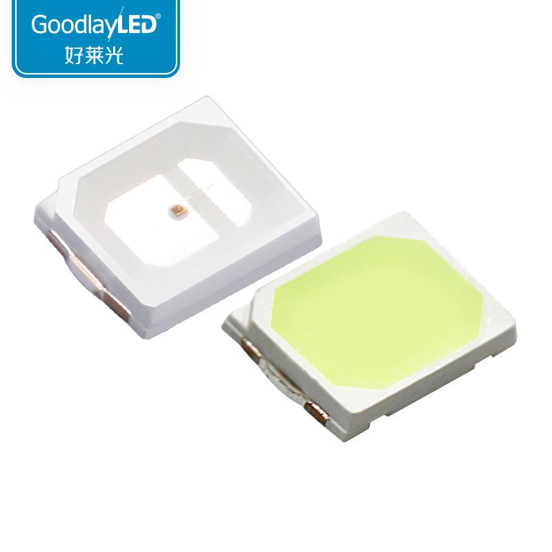 GOODLAYLED 0.2W SMD LED 2835 red light green light blue light emerald green white light orange patch
