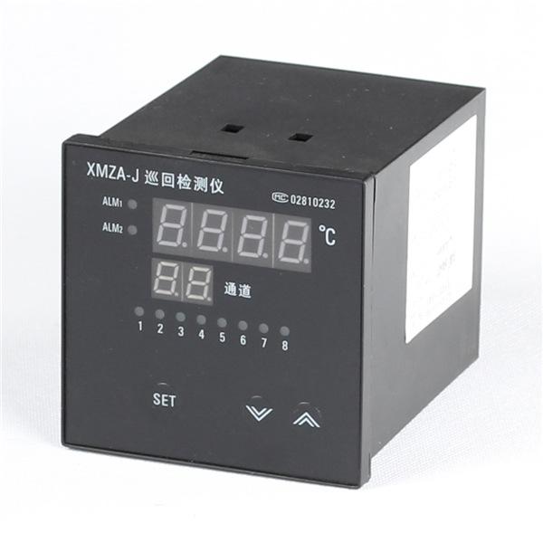Yangtze River Instruments supplies XMZA-J8 multi-channel touring detection temperature controller, d