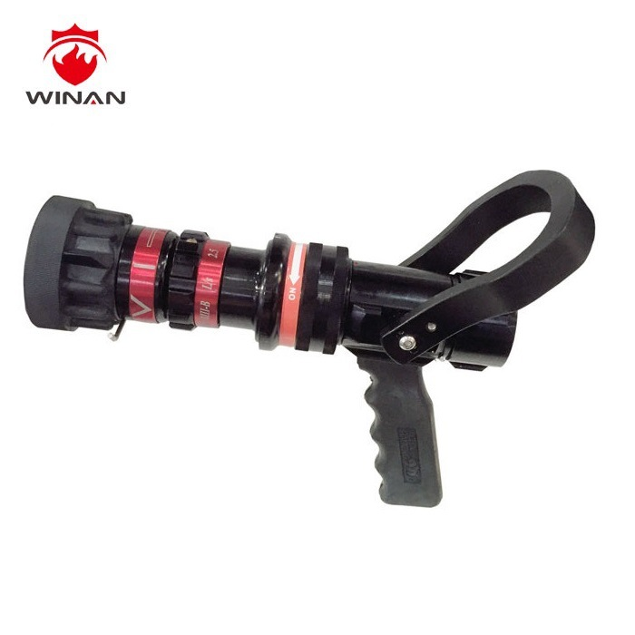 GONGAN Fire fighting water gun Multifunctional water fire fighting recoilless water gun DC spray gun