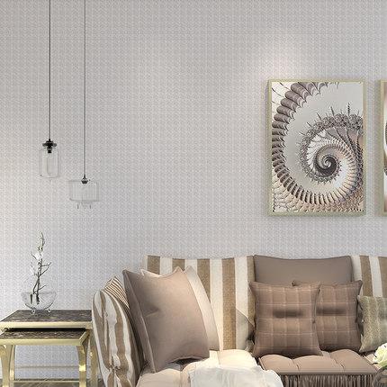 Fu Anna Giấy dán tường  hình nền phòng ngủ phòng khách hình nền chống thấm 5d stereo TV nền tường hi