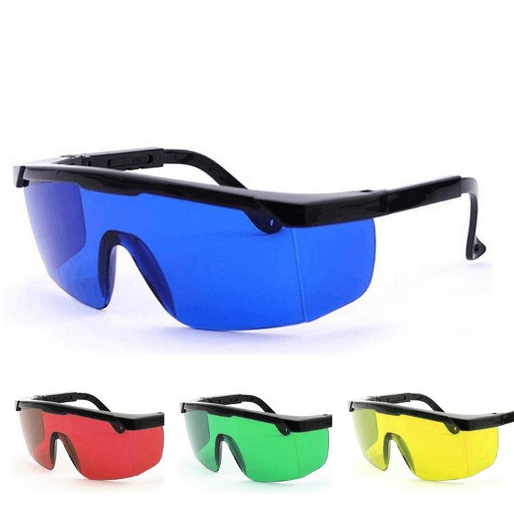 Laser protective glasses Goggles IPL glasses E-light hair removal Cross-border labor insurance glass