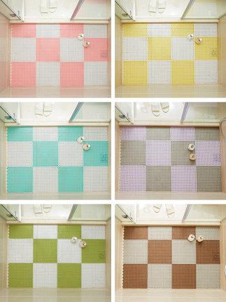 Đệm chống trơn Phòng tắm thảm chống trượt phòng tắm phòng tắm thảm chống thấm nước gia dụng chống rơ