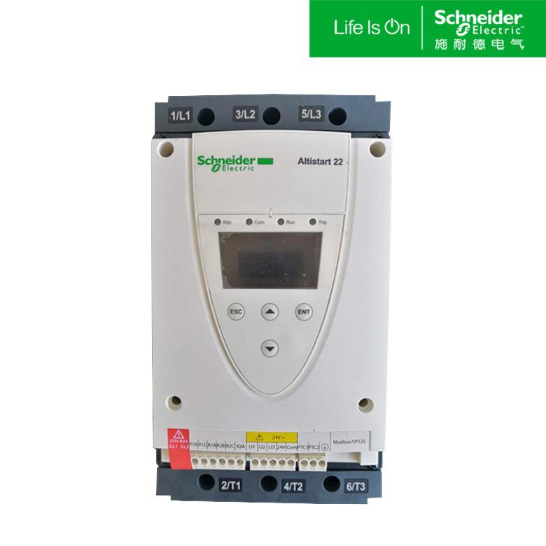 Schneider Electric Schneider original genuine ATS22 series soft starter 220V control power soft star