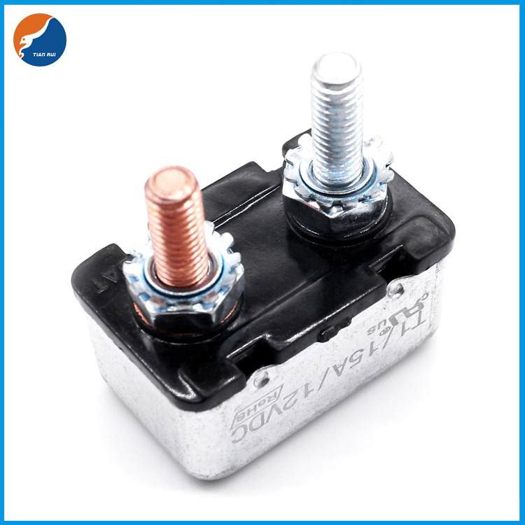 TIANRUI E521 electronic control current protector self-recovery overcurrent and overheating protecti