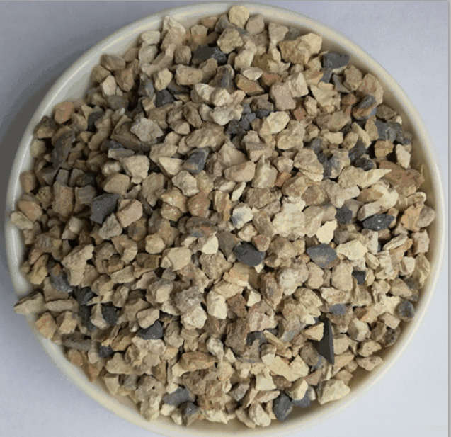 75% bauxite aggregate refractory material high alumina aggregate bauxite particle Shanxi bauxite cha